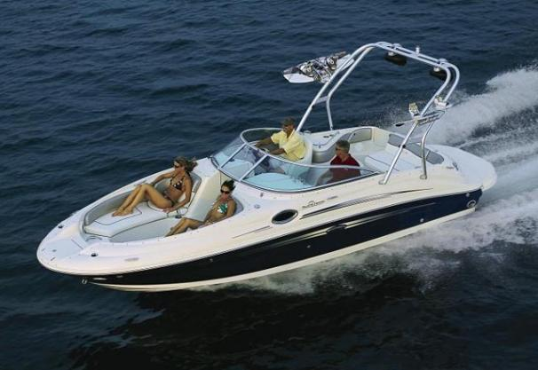 Photo 1 for 2008 Sea Ray 240 Sundeck