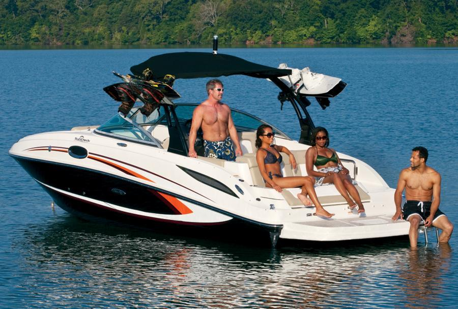 2012 Sea Ray 260 Sundeck Image Thumbnail #1