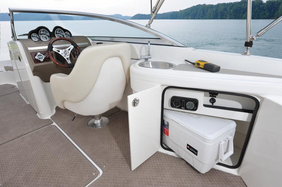 2012 Sea Ray 260 Sundeck Image Thumbnail #4