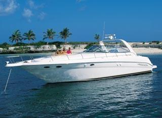 2001 Sea Ray 460 Sundancer Image Thumbnail #0
