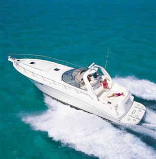 2001 Sea Ray 460 Sundancer Image Thumbnail #1