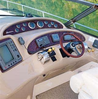 2001 Sea Ray 460 Sundancer Image Thumbnail #3