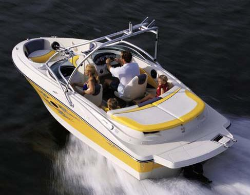 2007 Sea Ray 195 Sport Image Thumbnail #1