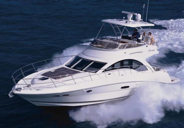 2008 Sea Ray 47 Sedan Bridge Image Thumbnail #0