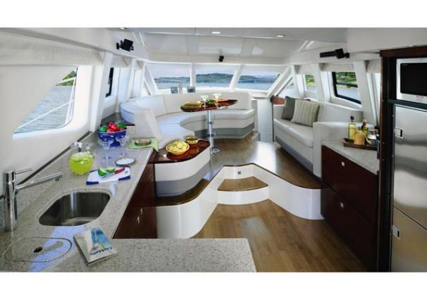 2008 Sea Ray 47 Sedan Bridge Image Thumbnail #3