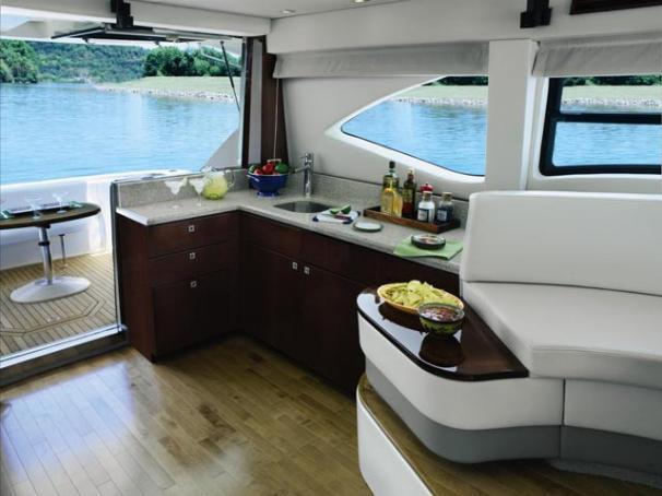 2008 Sea Ray 47 Sedan Bridge Image Thumbnail #4