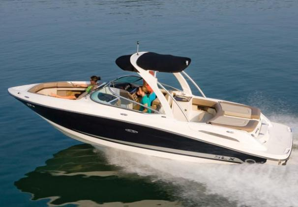 2011 Sea Ray 250 SLX Image Thumbnail #0