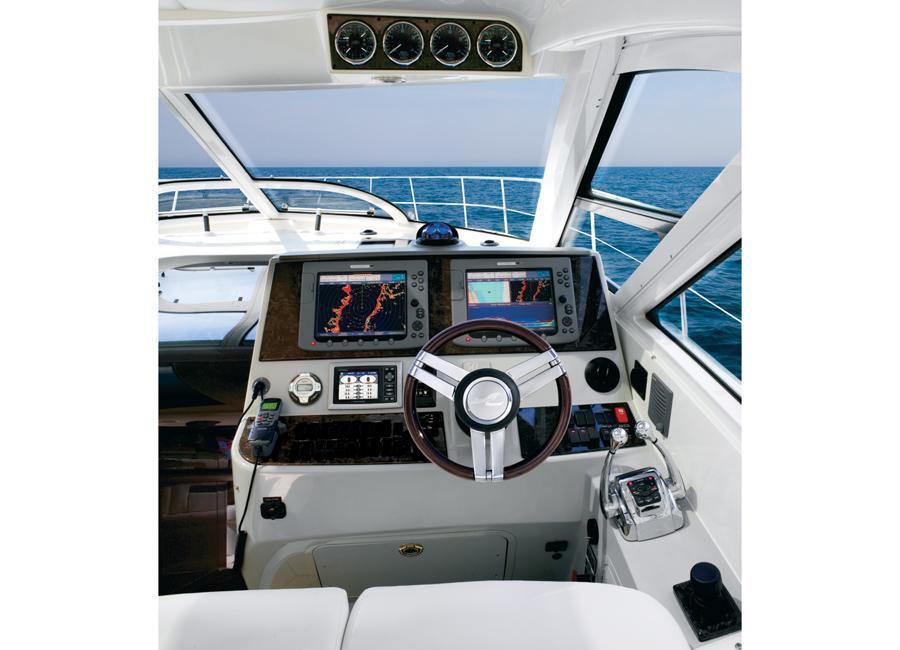 2012 Sea Ray 470 Sundancer Image Thumbnail #2