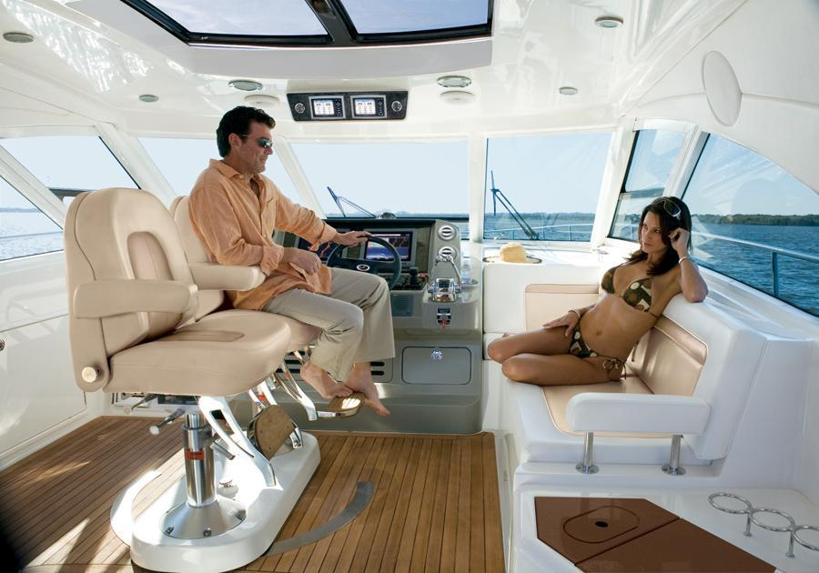 2012 Sea Ray 540 Sundancer Image Thumbnail #2
