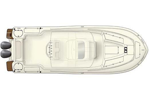 2013 Scout Boats 282 XSF Image Thumbnail #6
