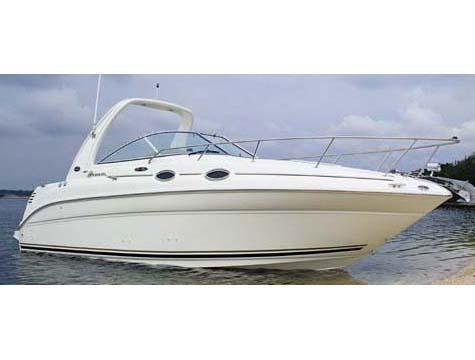 2004 Sea Ray 260 Sundancer Image Thumbnail #1