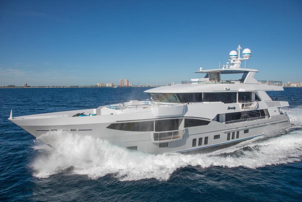 2016 IAG Tri-Deck Motor Yacht