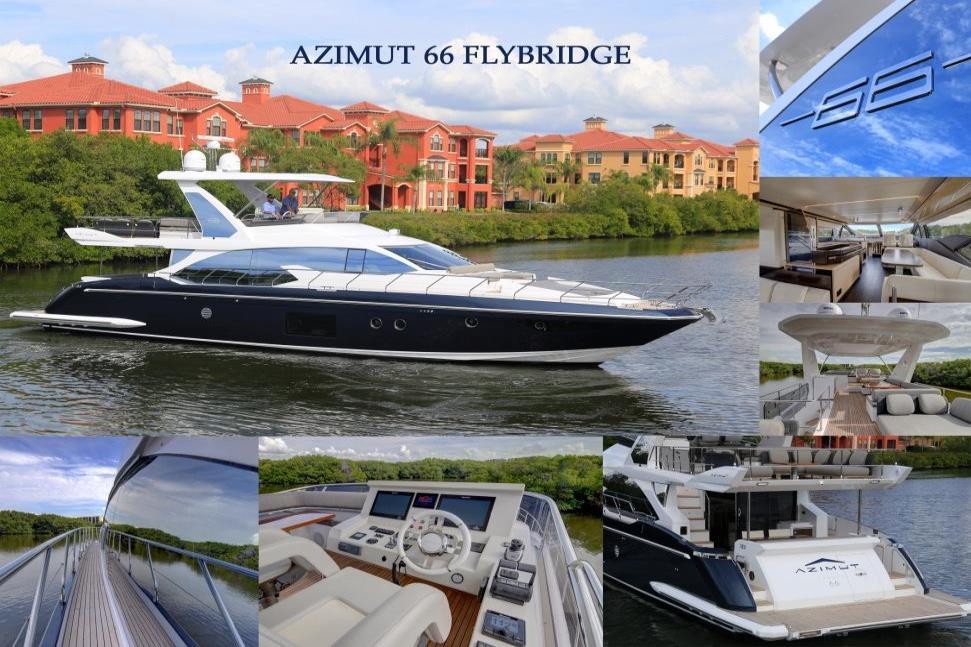 2018 Azimut 66 Flybridge Image Thumbnail #0