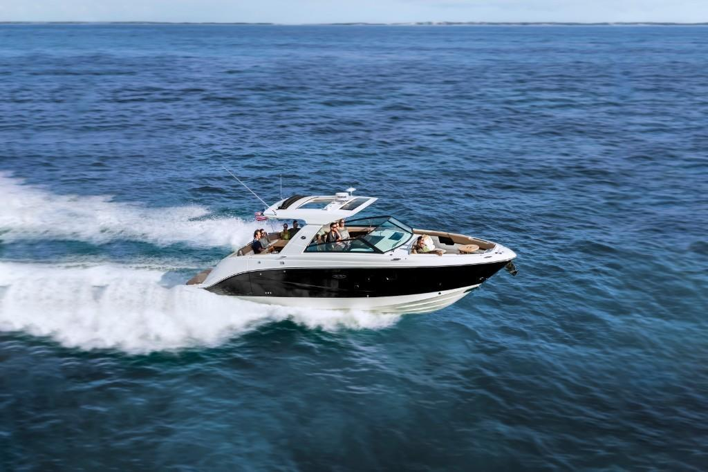 2021 Sea Ray                                                              SLX 400 Image Thumbnail #0