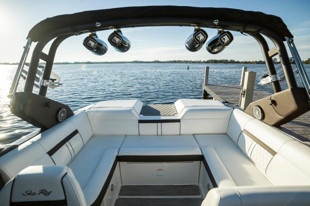 2020 Sea Ray SLX-W 230 Image Thumbnail #39
