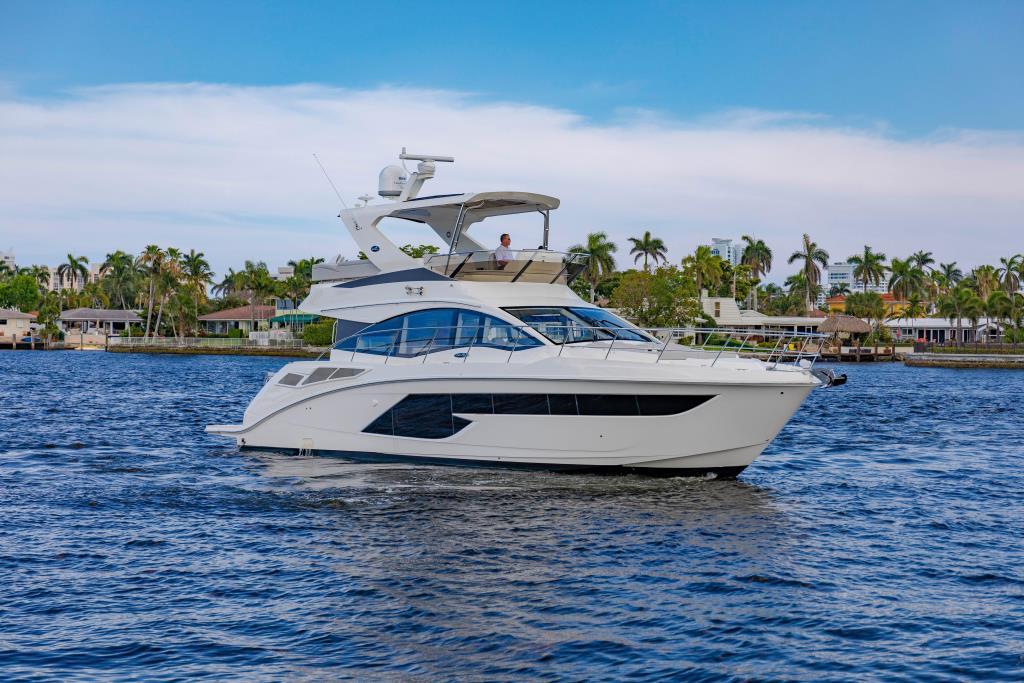 2018 Sea Ray Fly 520 Image Thumbnail #6
