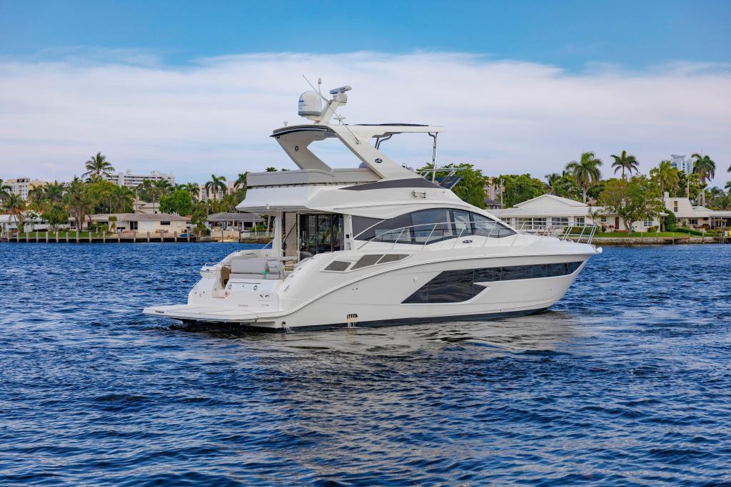 2018 Sea Ray Fly 520 Image Thumbnail #9
