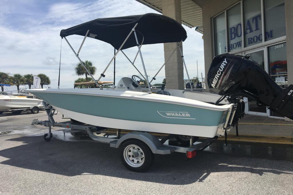 Thumbnail 2 for 2018 Boston Whaler 130 Super Sport