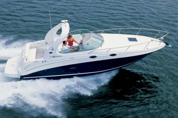 2007 Sea Ray 280 Sundancer Image Thumbnail #1