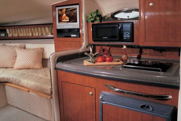 2007 Sea Ray 280 Sundancer Image Thumbnail #3