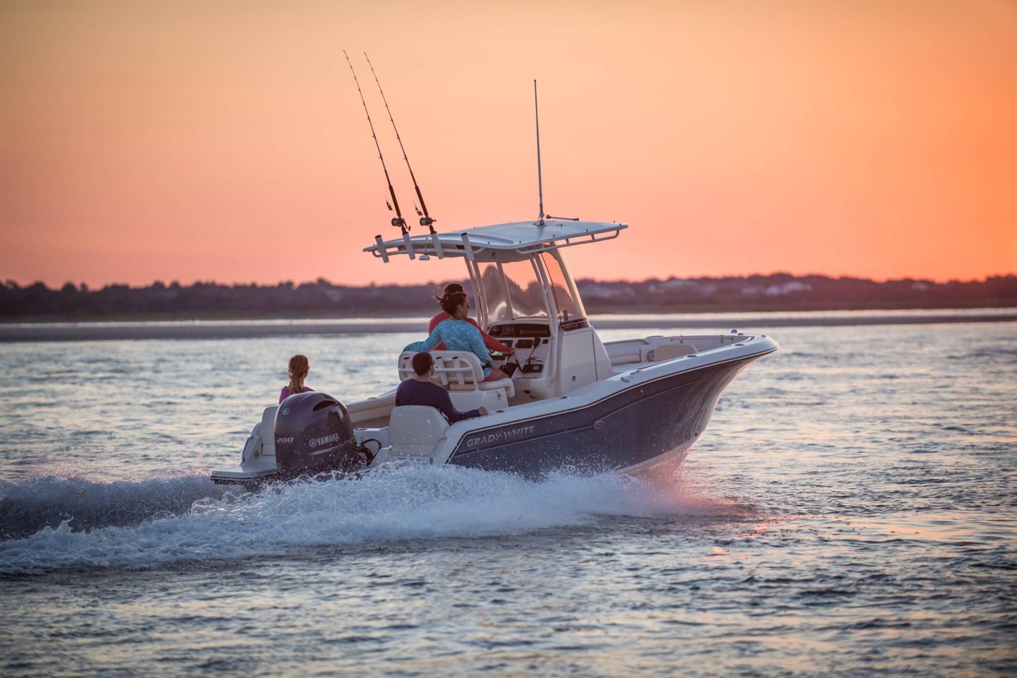 2021 Grady-White                                                              Fisherman 216 Image Thumbnail #0