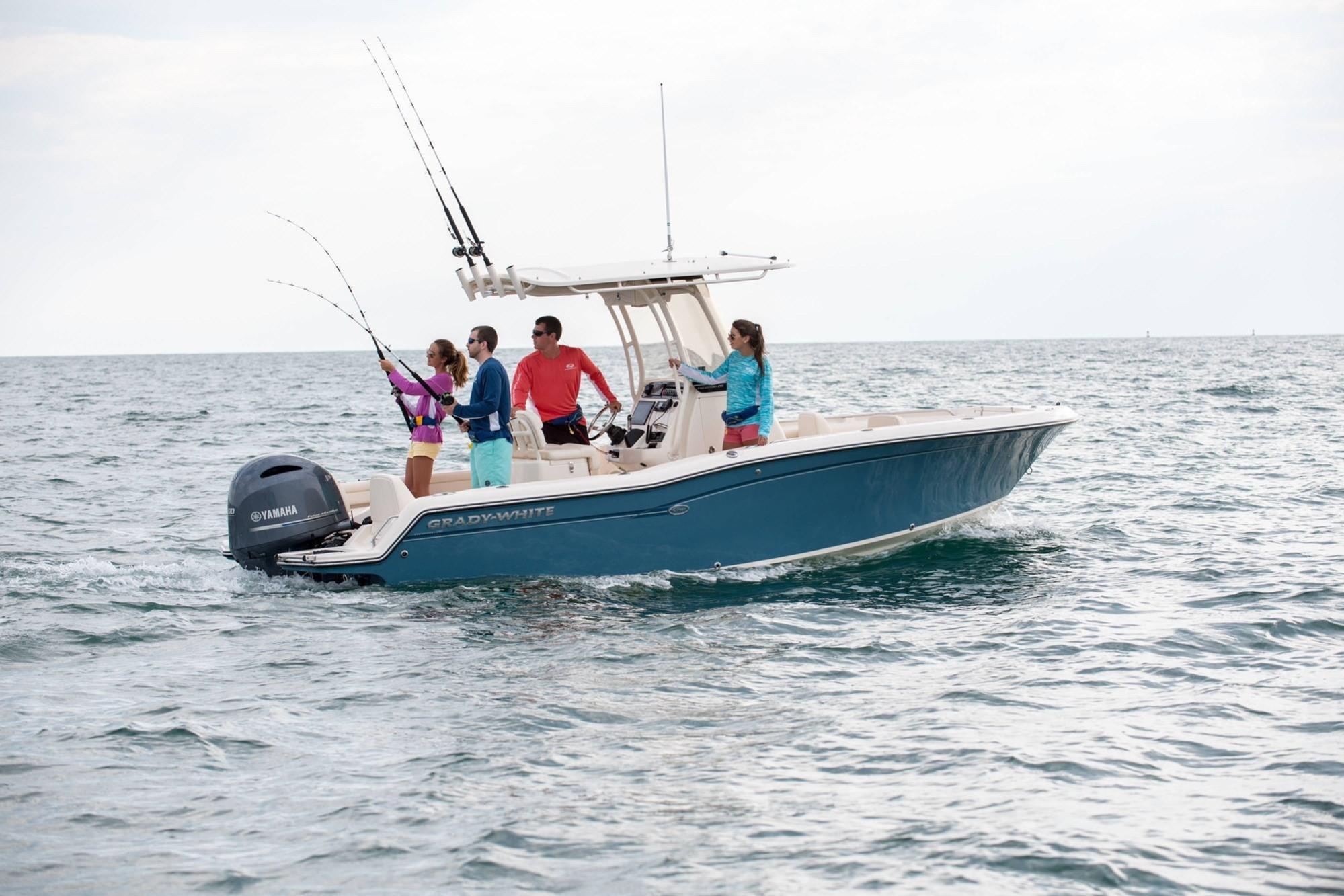 2021 Grady-White                                                              Fisherman 216 Image Thumbnail #1