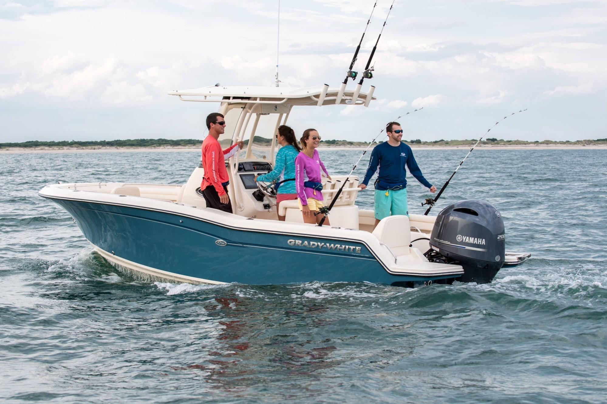 2021 Grady-White                                                              Fisherman 216 Image Thumbnail #2