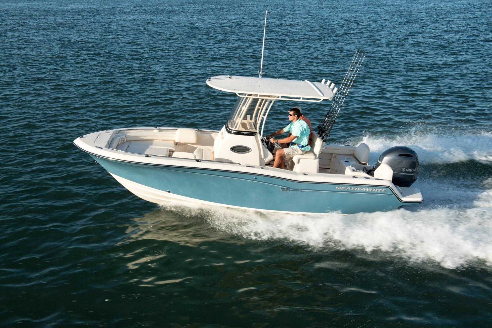 2021 Grady-White                                                              Fisherman 216 Image Thumbnail #3
