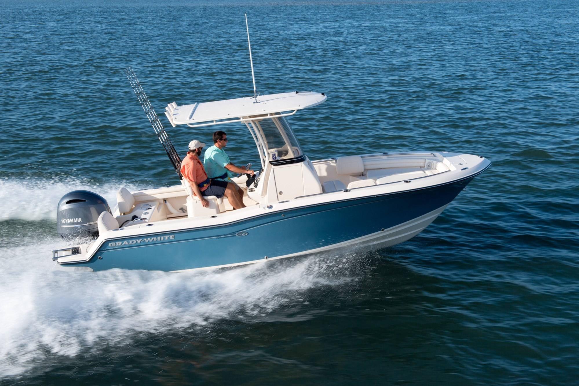 2021 Grady-White                                                              Fisherman 216 Image Thumbnail #4