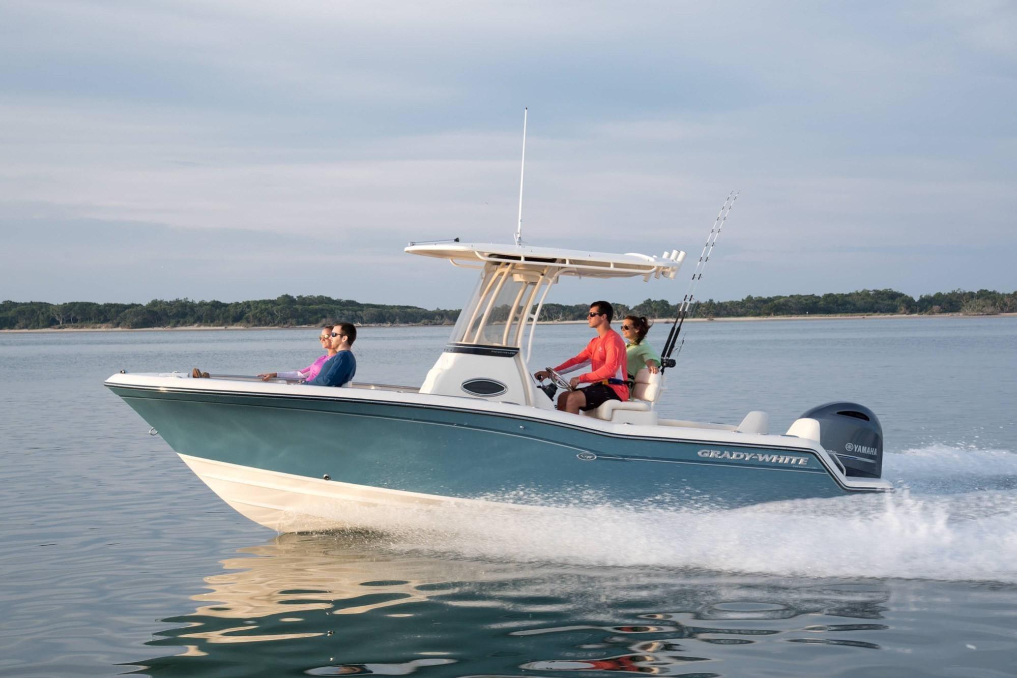 2021 Grady-White                                                              Fisherman 216 Image Thumbnail #5