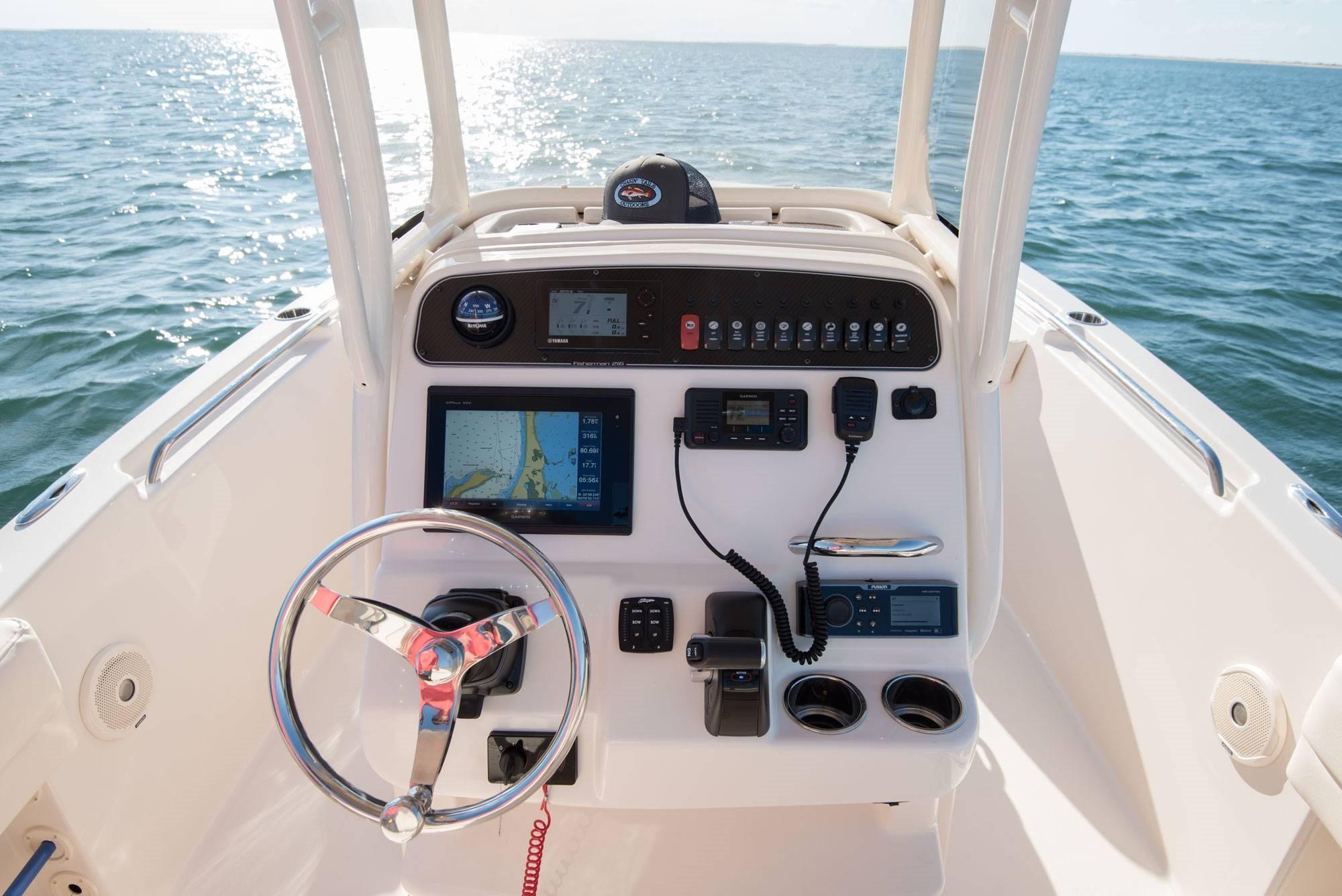 2021 Grady-White                                                              Fisherman 216 Image Thumbnail #6
