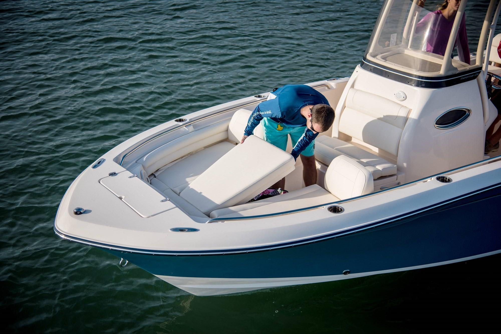 2021 Grady-White                                                              Fisherman 216 Image Thumbnail #8