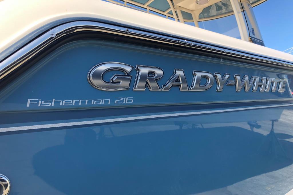 2018 Grady-White Fisherman 216 Image Thumbnail #4