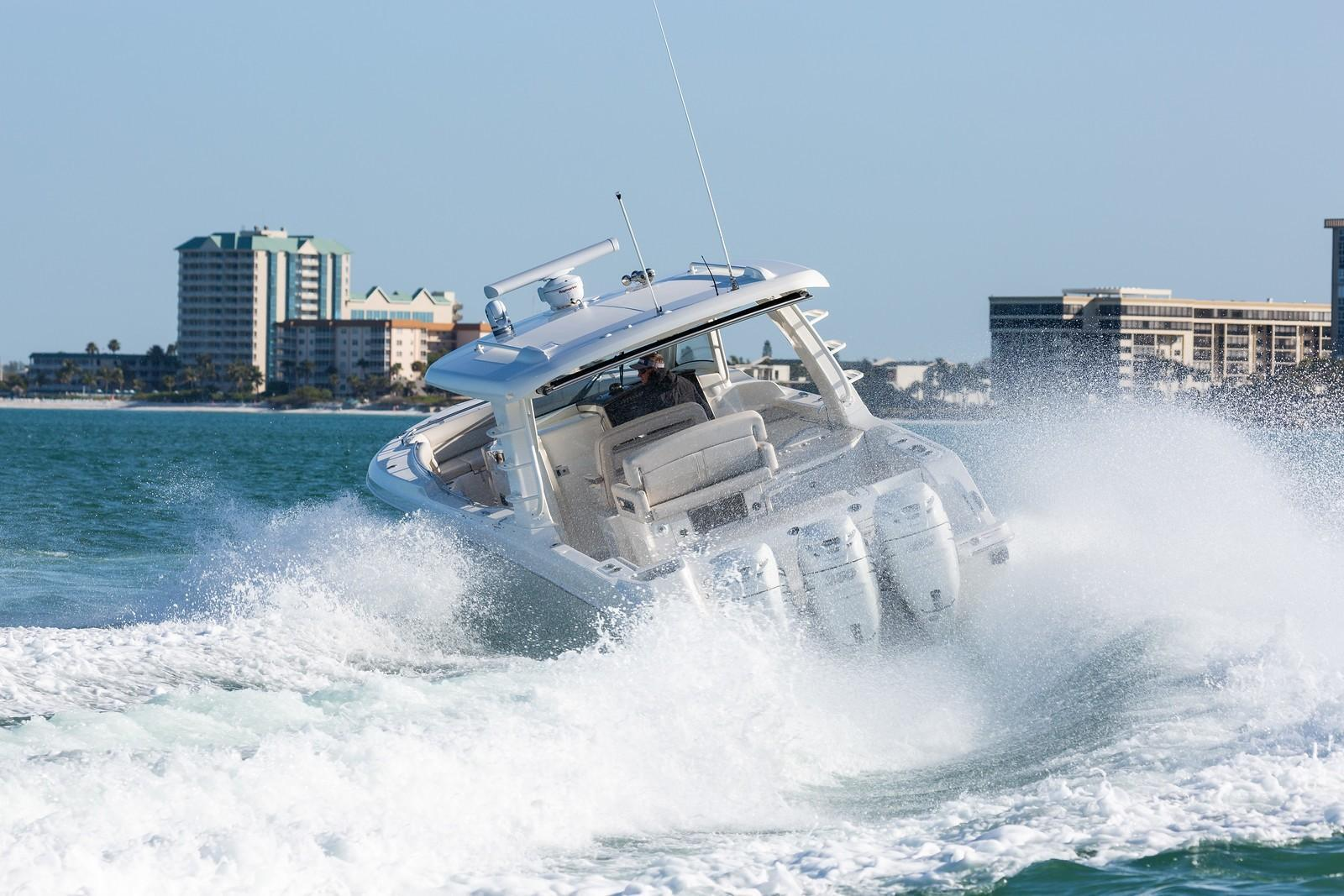 2019 Boston Whaler 350 Realm Image Thumbnail #3