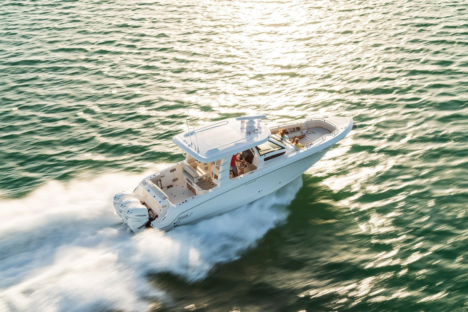 2019 Boston Whaler 350 Realm Image Thumbnail #4