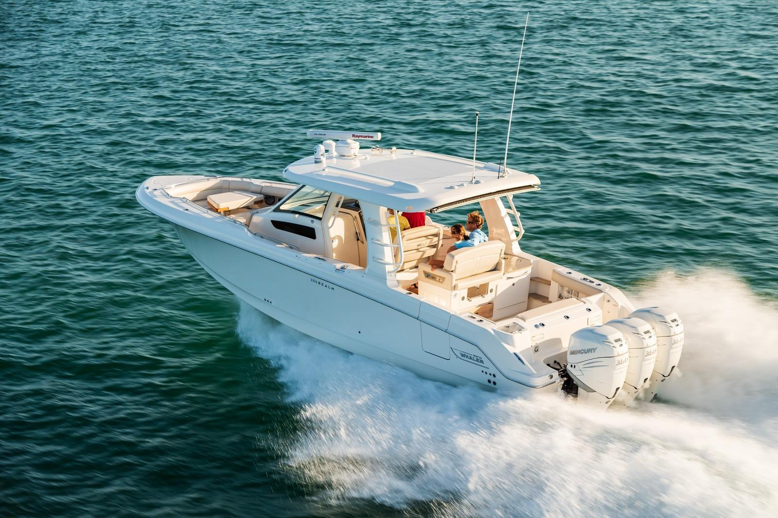 2019 Boston Whaler 350 Realm Image Thumbnail #5