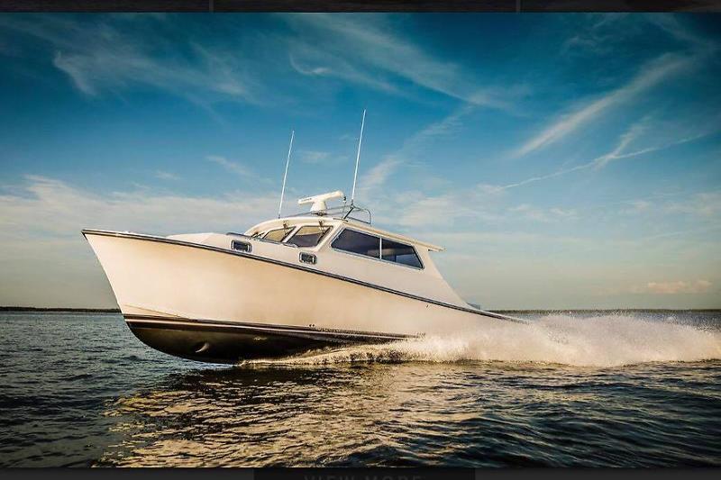 2018 Composite Yacht 46 Markley