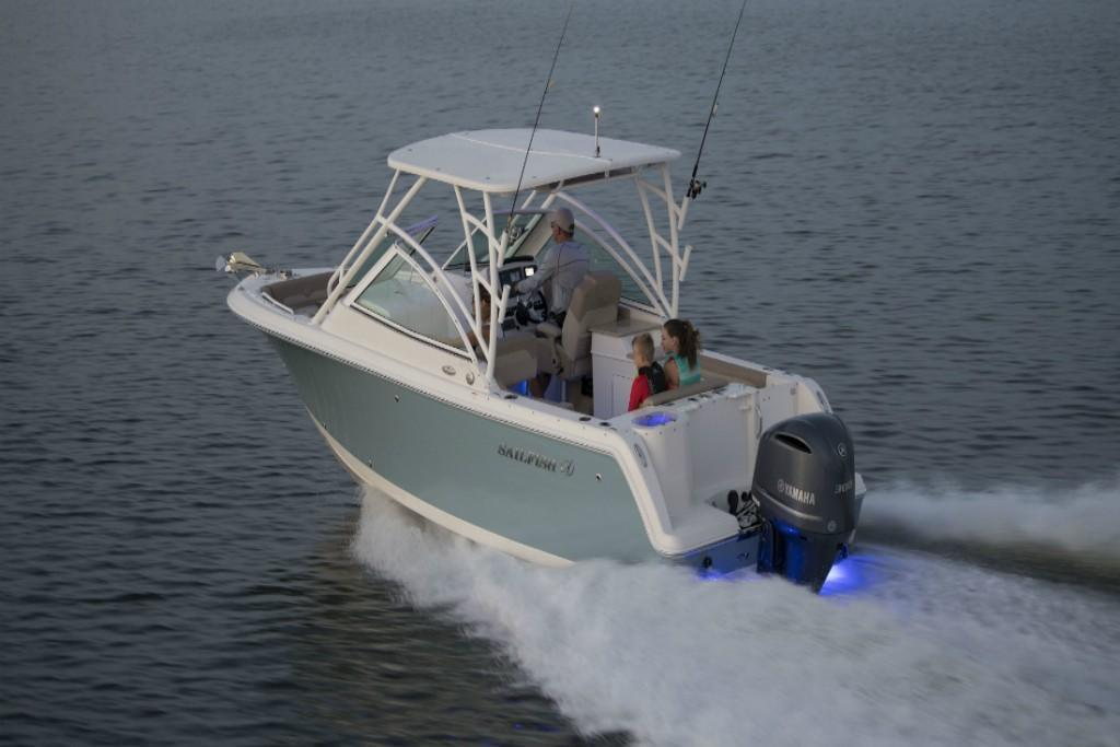 2019 Sailfish 245 Dual Console