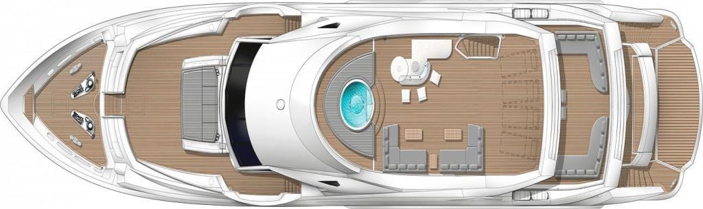 2016 Sunseeker 131 Yacht Image Thumbnail #18