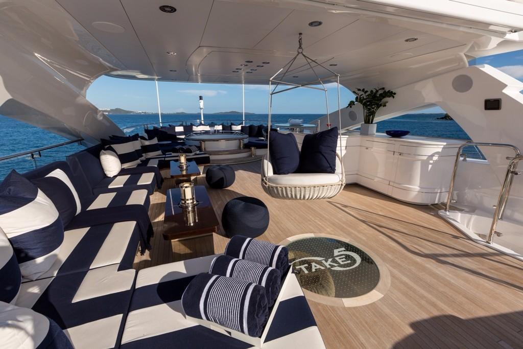 2016 Sunseeker 131 Yacht Image Thumbnail #4