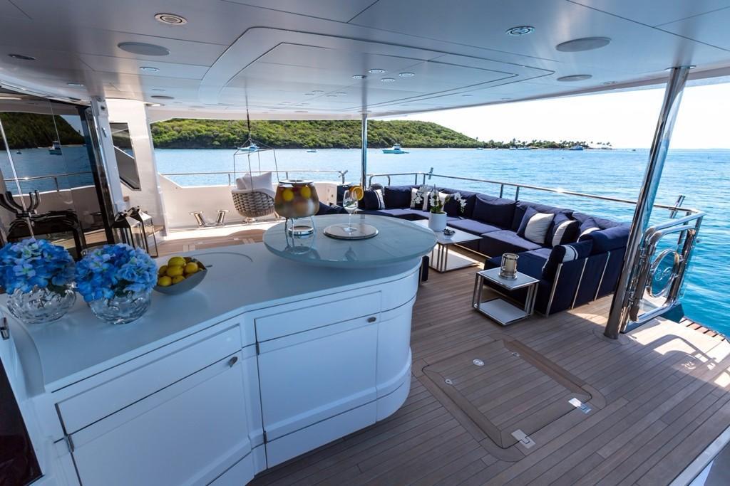 2016 Sunseeker 131 Yacht Image Thumbnail #9