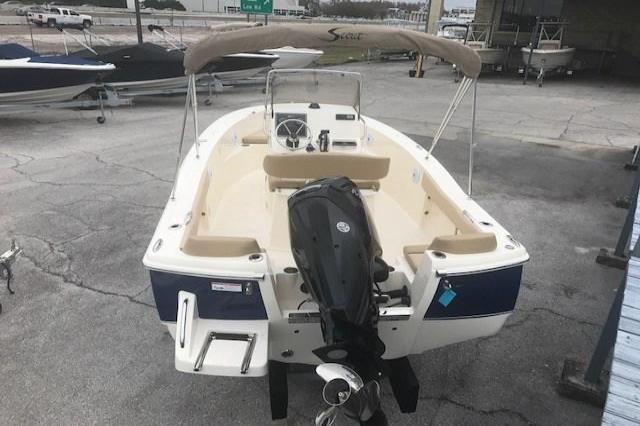 2018 Scout 195 Sportfish Image Thumbnail #1