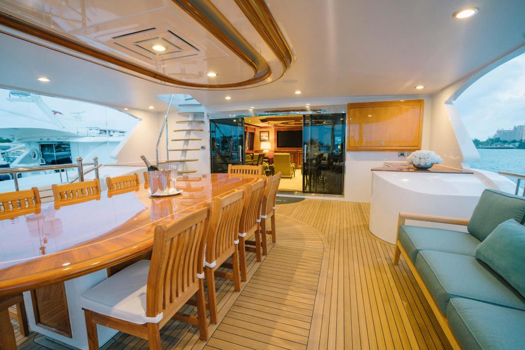 Photo 46 for 2010 Richmond Yachts Tri-Deck Motor Yacht