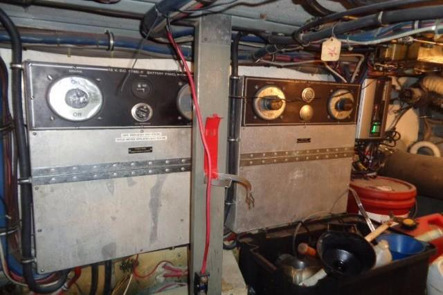 1979 Hatteras 43 Convertible Image Thumbnail #49