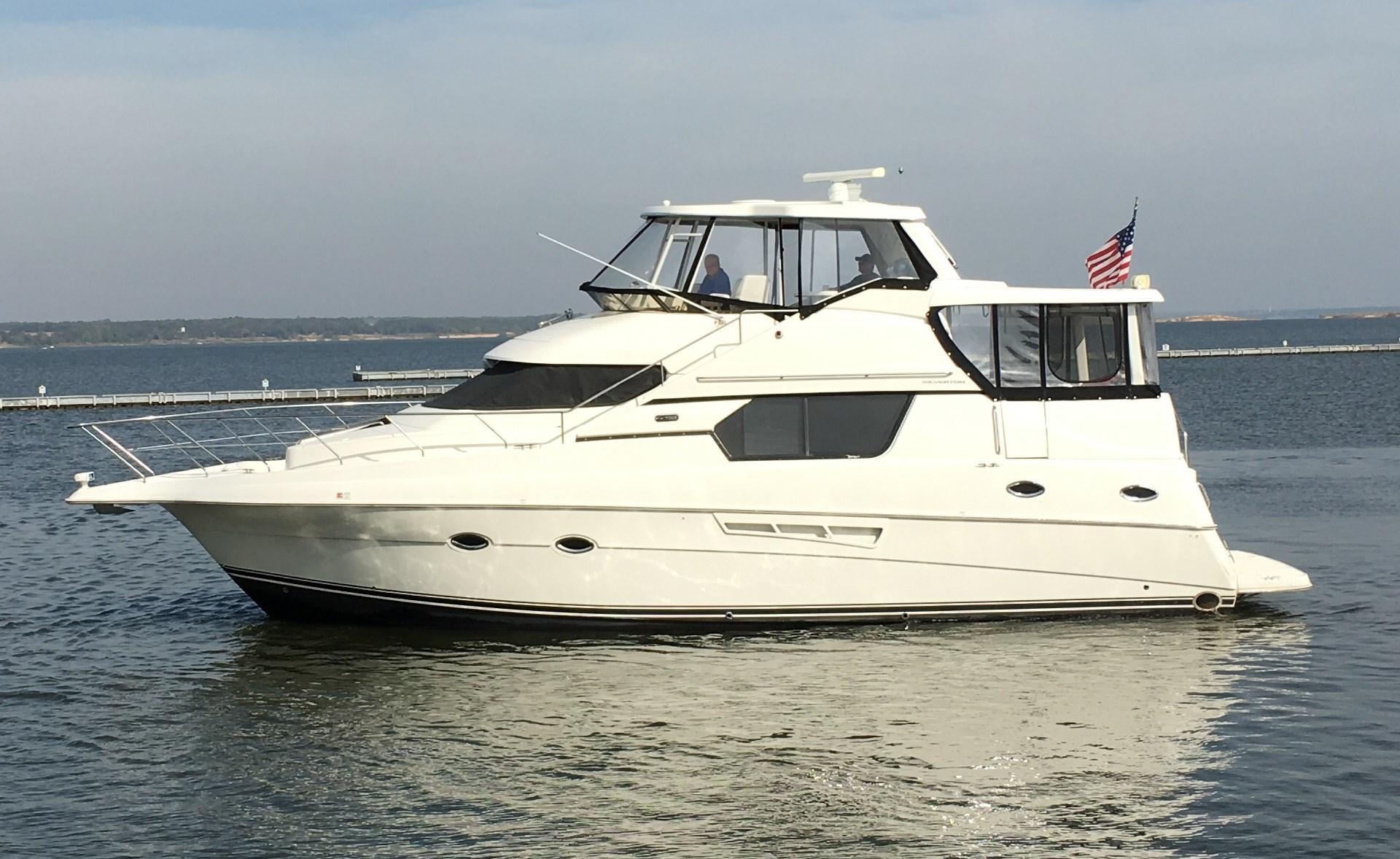 2001 Silverton 453 Motor Yacht Image Thumbnail #0