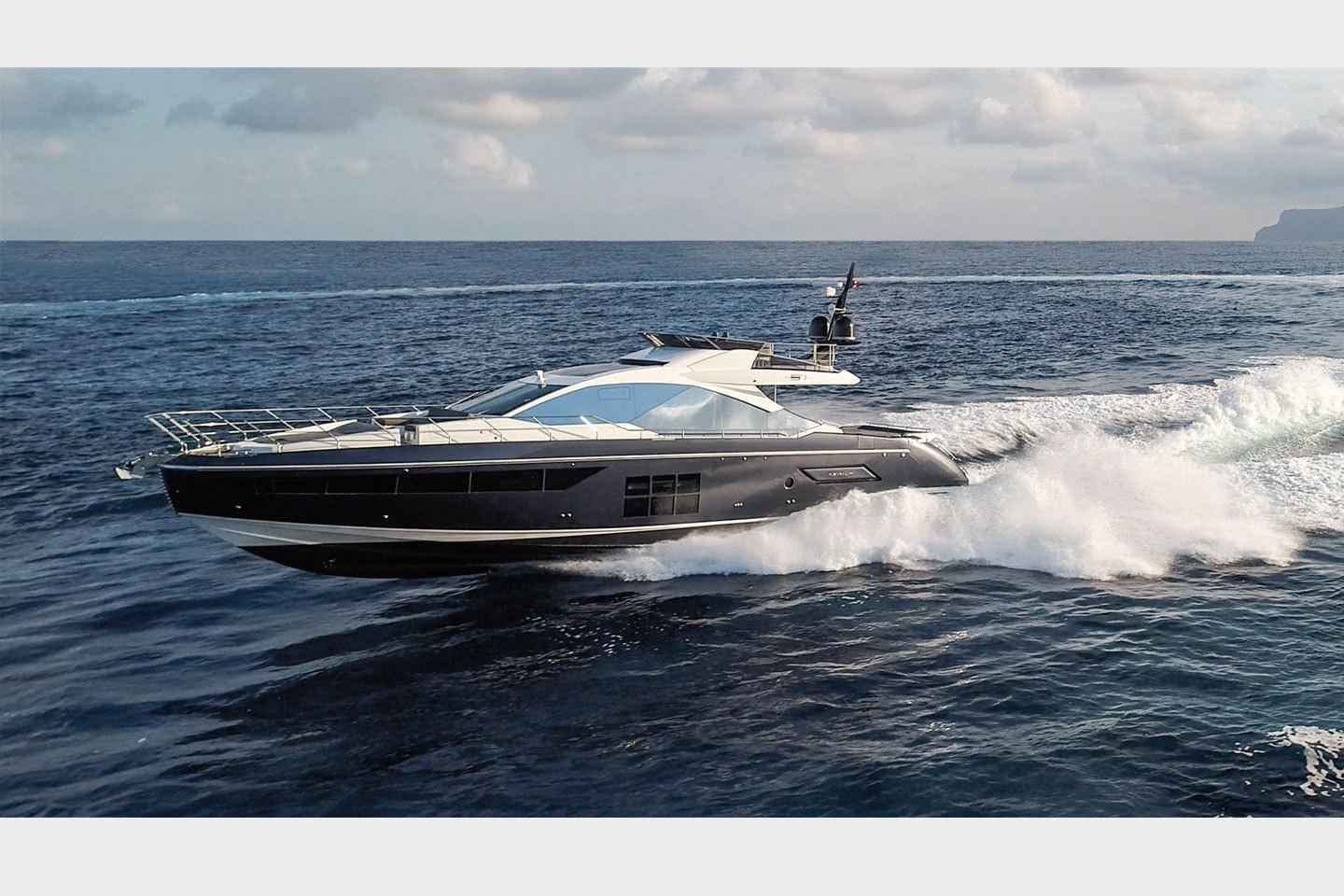 Thumbnail 2 for 2019 Azimut S7