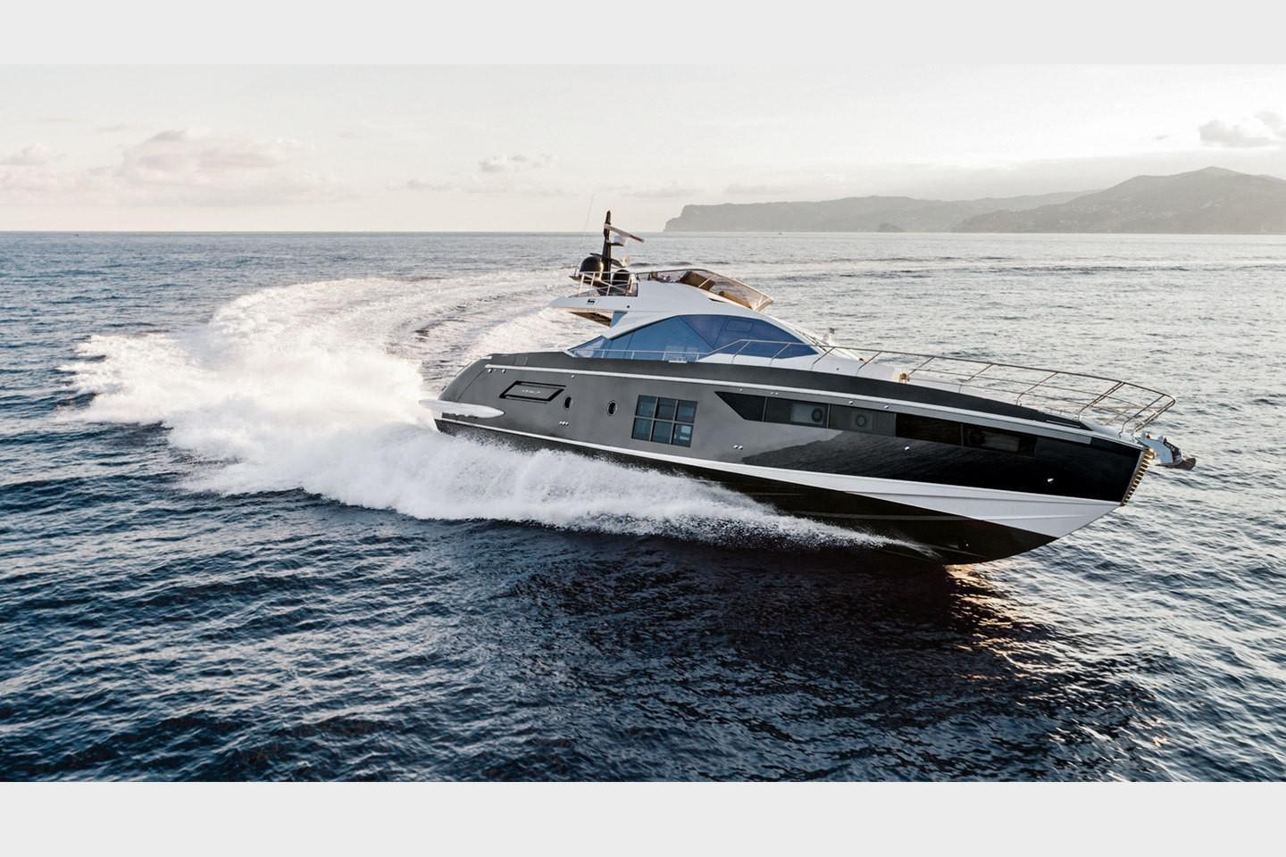 Thumbnail 2 for 2020 Azimut S7 COUPE