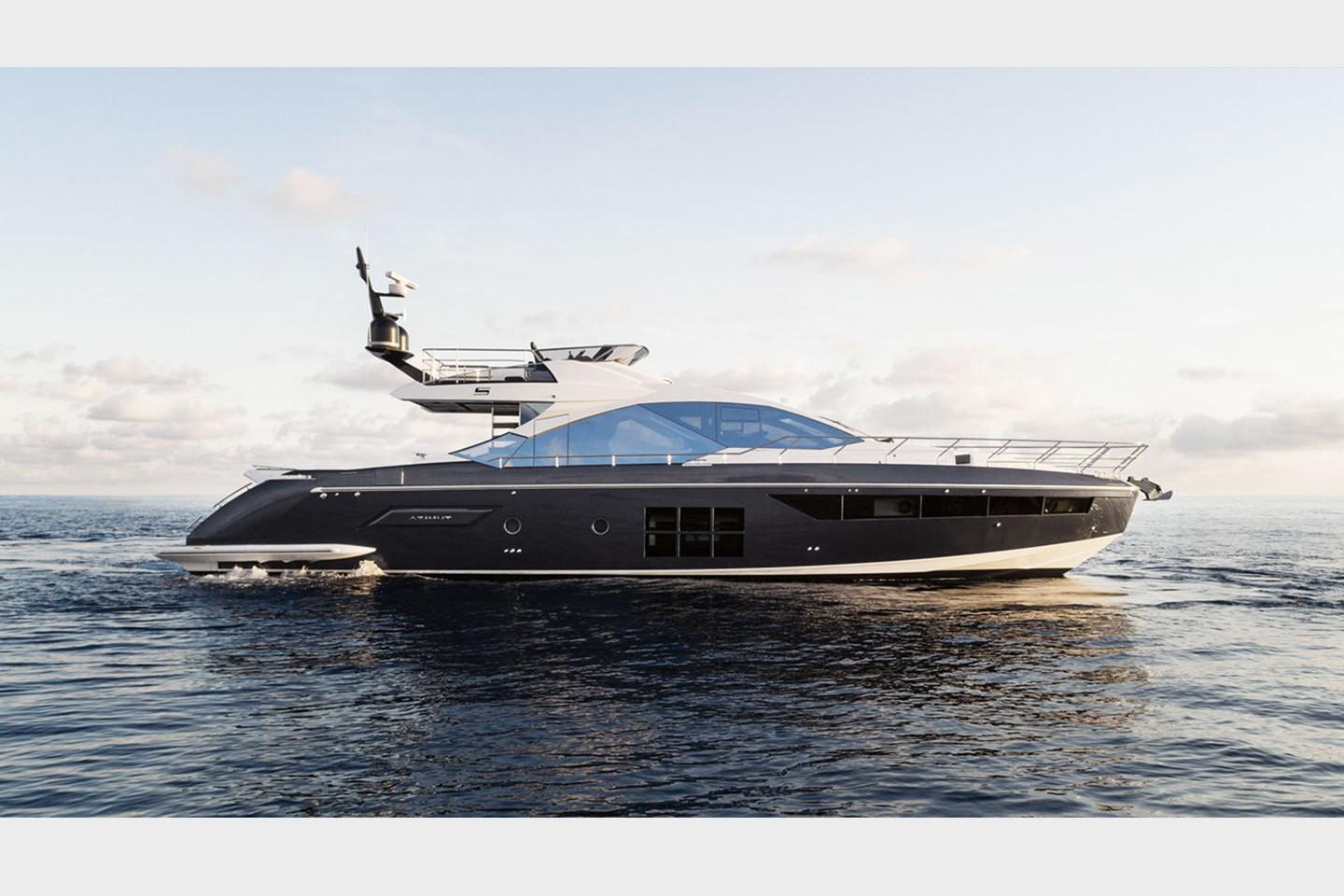 Thumbnail 1 for 2020 Azimut S7 COUPE