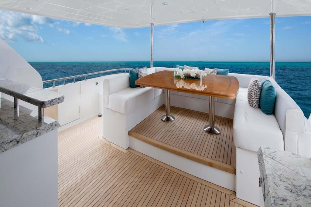 2019 Ocean Alexander 100 Motoryacht Flybridge Image Thumbnail #7