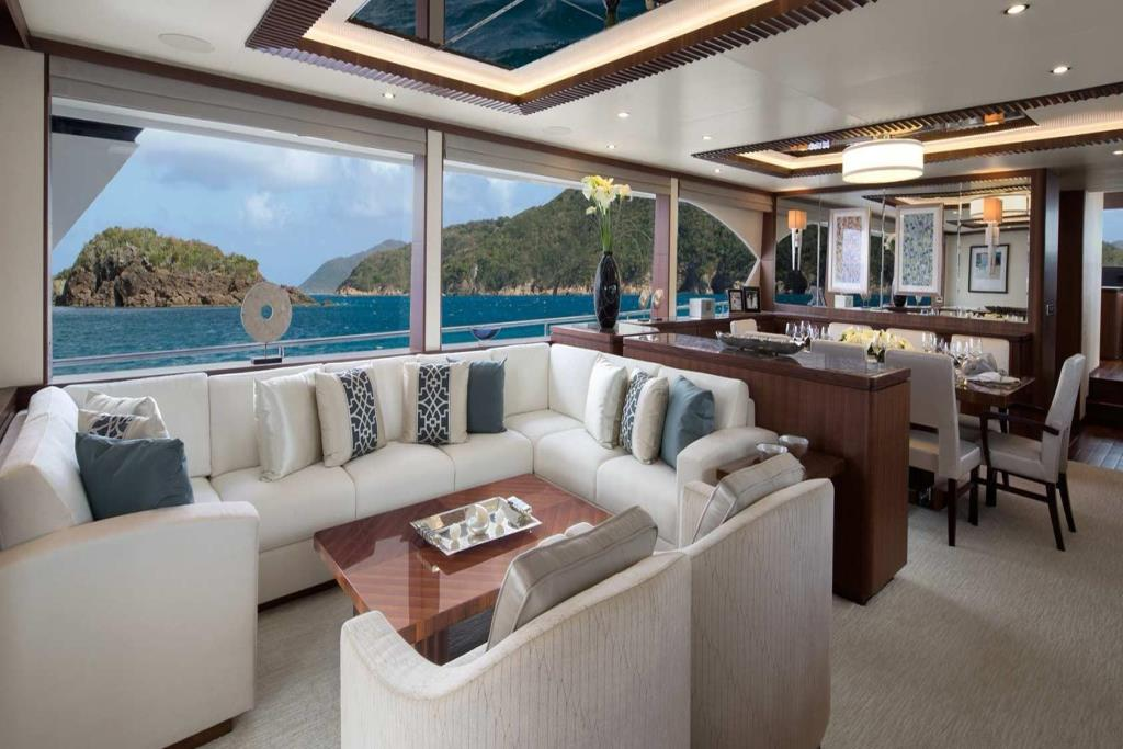 2019 Ocean Alexander 100 Motoryacht Flybridge Image Thumbnail #8
